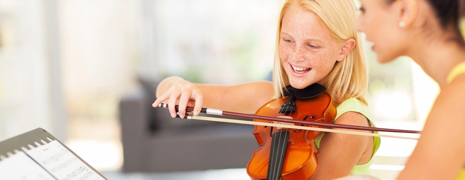 Violin Lessons San Mateo