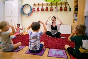 Preschool Music Classes at Myriad Music