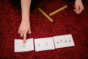 Young Musician's Practice Cards
