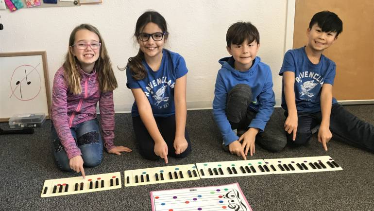 How Music Learning Helps Children Overcome Anxiety