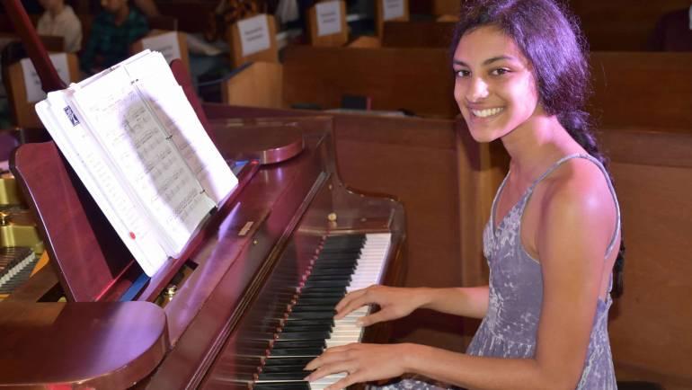 Proper Piano Posture