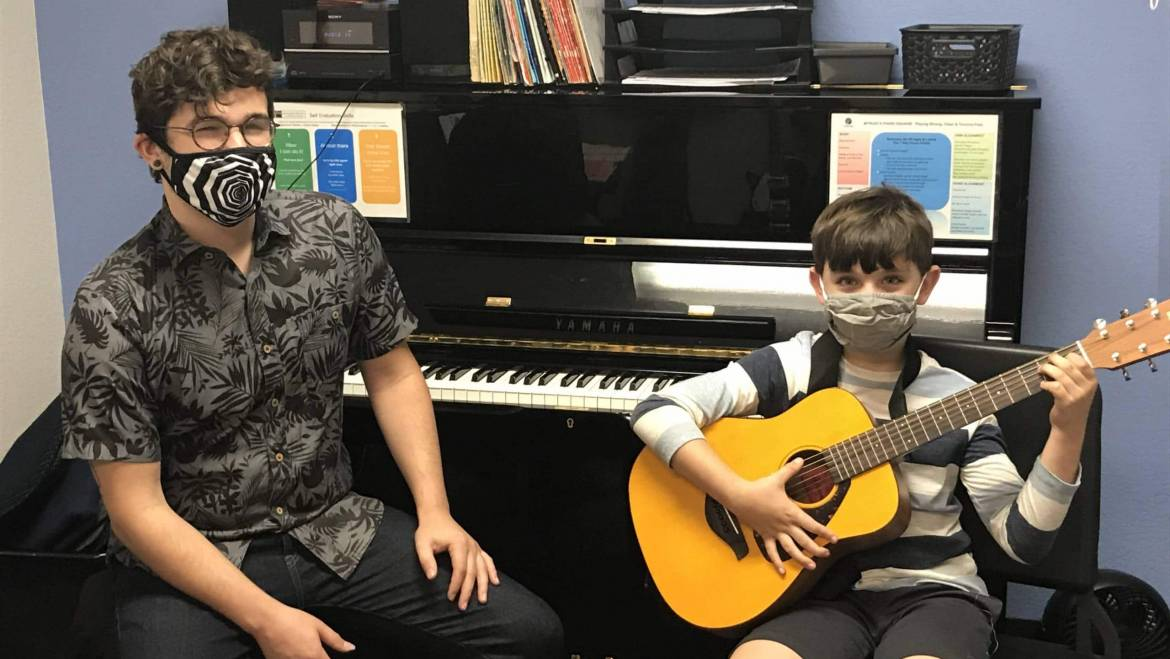 On-Site Music Lessons