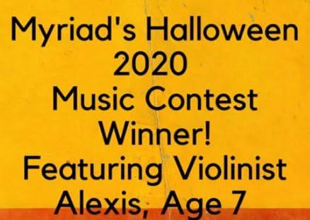 Halloween 2020 Contest Winner!