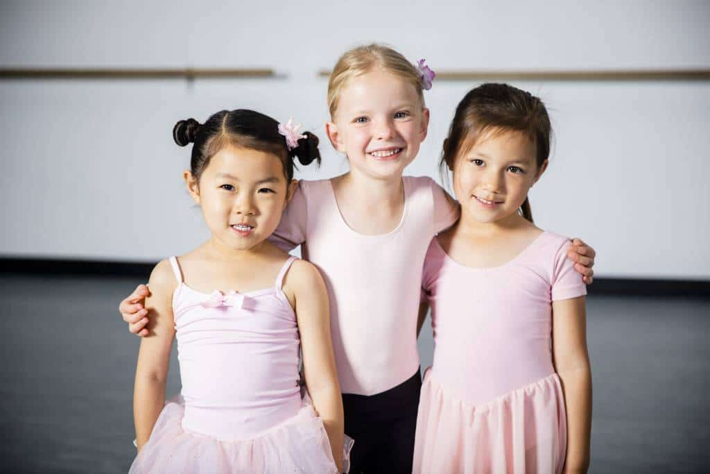 Myriad Music & Dance Academy Summer camp Pre-dance